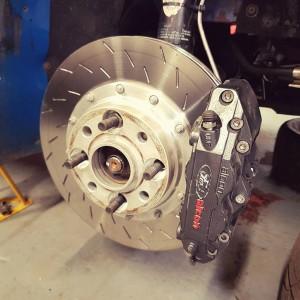 New Brakes